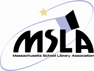 Massachusetts School Library Association logo