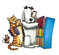 cat dog and bookshelf.png